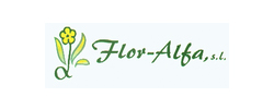 logo flor alfa